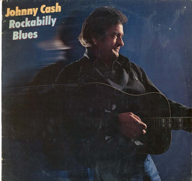 Albumcover Johnny Cash - Rockabilly Blues