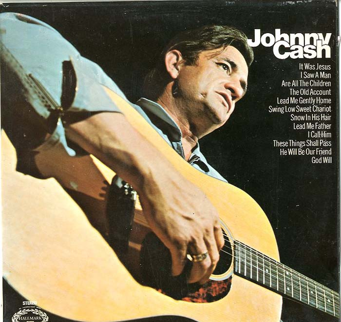 Albumcover Johnny Cash - Hyms By Johnny Cash