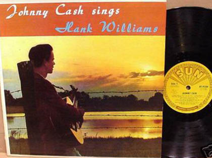 Albumcover Johnny Cash - Johnny Cash Sings Hank Williams