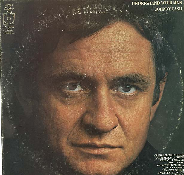 Albumcover Johnny Cash - Understand Your Man