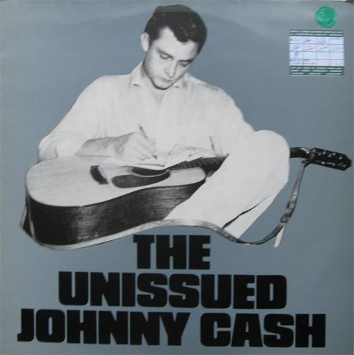 Albumcover Johnny Cash - The Unissued Johnny Cash