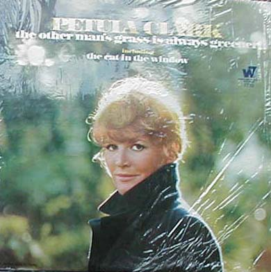 Albumcover Petula Clark - The Other Man´s  Grass Is Always Greener