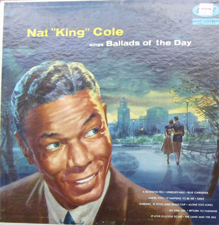Albumcover Nat King Cole - Sings Ballads Of the Day