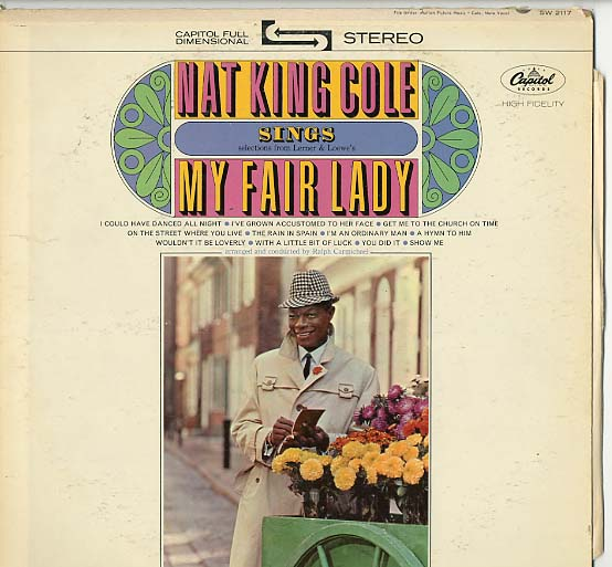 Albumcover Nat King Cole - Sings Selections From My Fair Lady