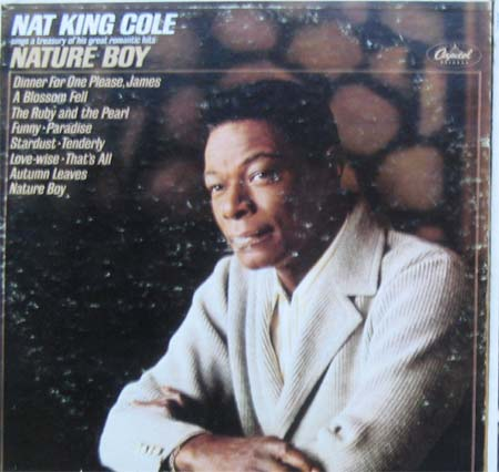 Albumcover Nat King Cole - Nature Boy