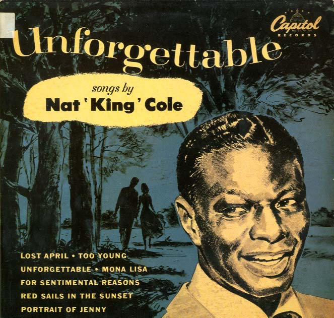Albumcover Nat King Cole - Unforgettable Songs By Nat King Cole