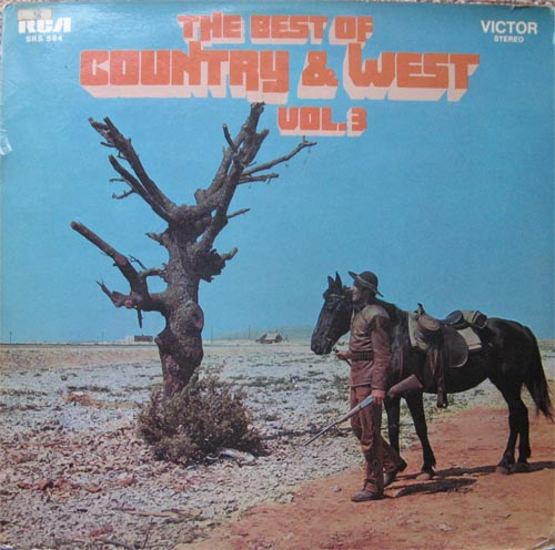 Albumcover Various Country-Artists - The Best of Country and West Vol. 3