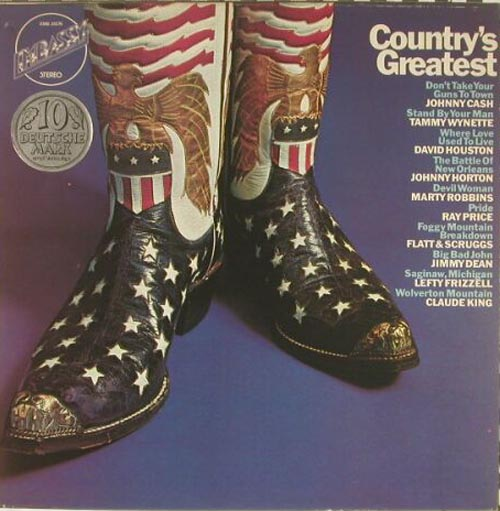 Albumcover Various Country-Artists - Country´s Greatest