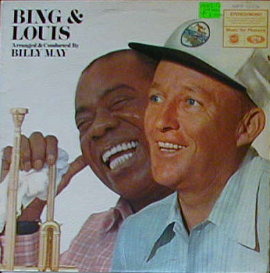 Albumcover Louis Armstrong and Bing Crosby - Bing & Louis
