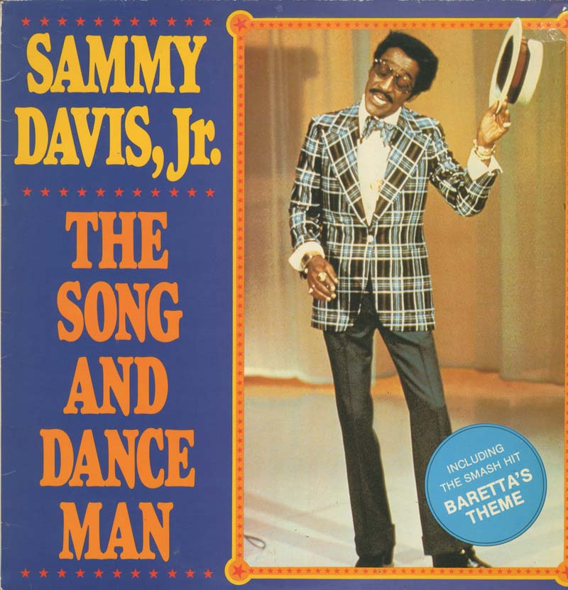 Albumcover Sammy Davis Jr. - The Song and Dance Man