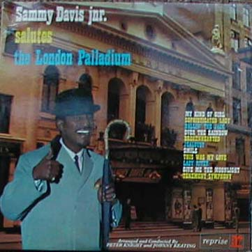 Albumcover Sammy Davis Jr. - Salutes The Stars of the London Palladium