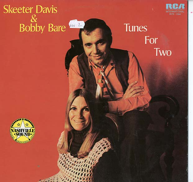 Albumcover Bobby Bare and Skeeter Davis - Tunes for Two