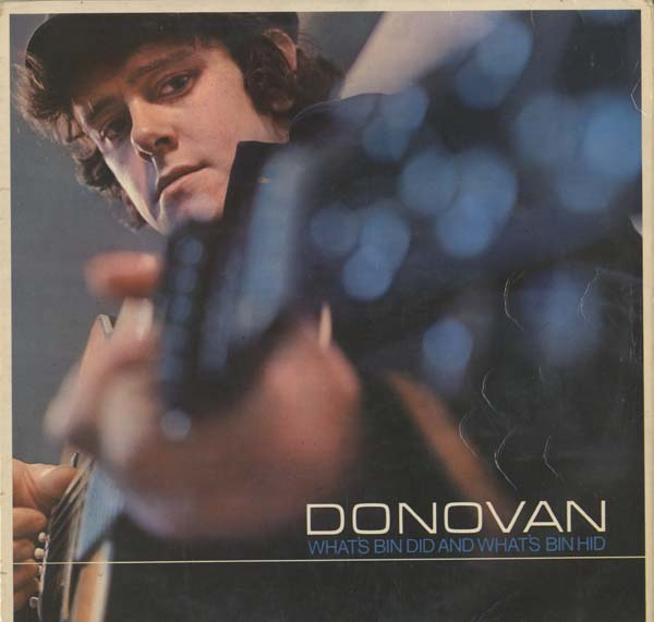 Albumcover Donovan - What´s Bin Did And What´s Bin Hid
