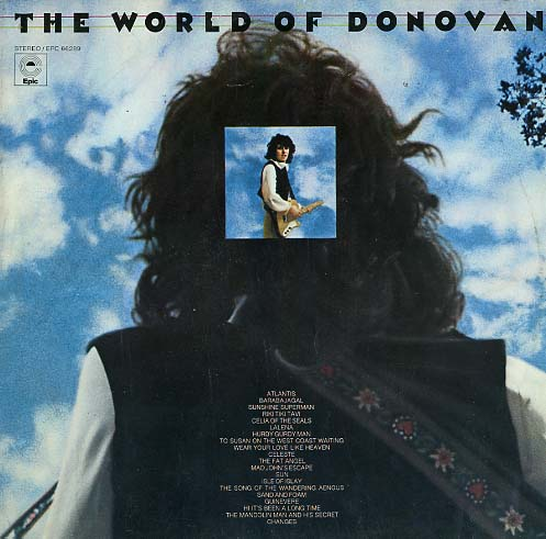 Albumcover Donovan - The World of Donovan (DLP)