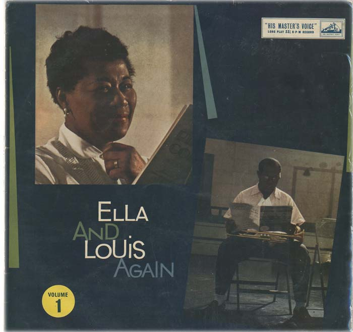 Albumcover Louis Armstrong und Ella Fitzgerald - Ella and Louis Again, Vol. 1