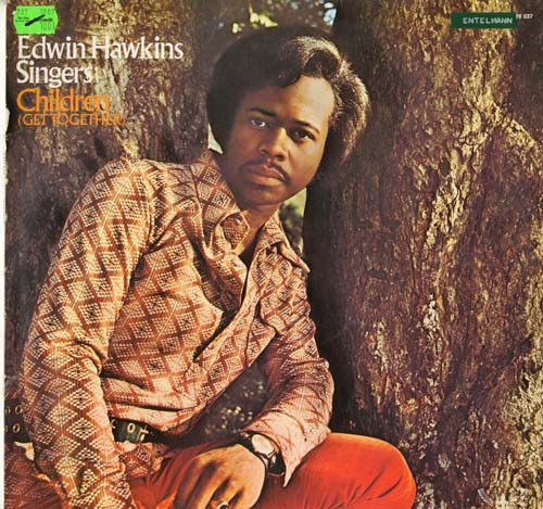 Albumcover The Edwin Hawkins Singers - Children (Get Together)