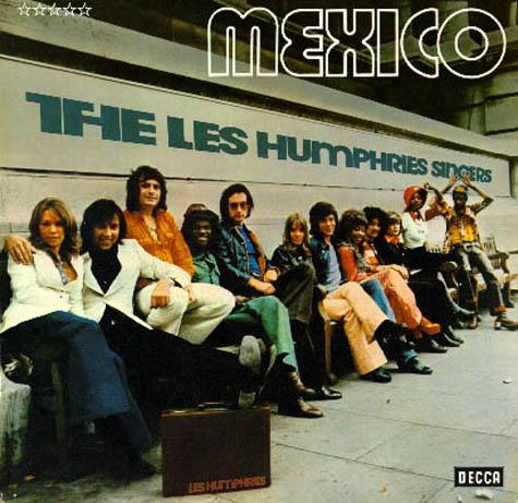 Humphries singers mexiko les humphries singers mexiko nl 1972 73 lp gb