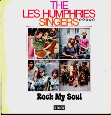 Coveransicht les humphries singers rock my soul les humphries singers