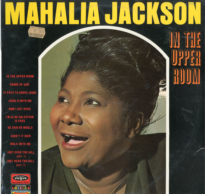 Albumcover Mahalia Jackson - In The Upper Room