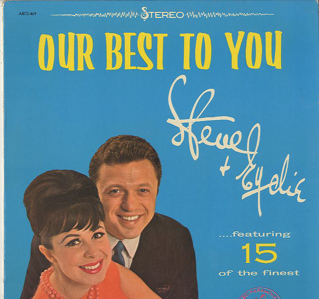 Albumcover Eydie Gorme and Steve Lawrence - Our Best To You - Featuring 15 of the Finest