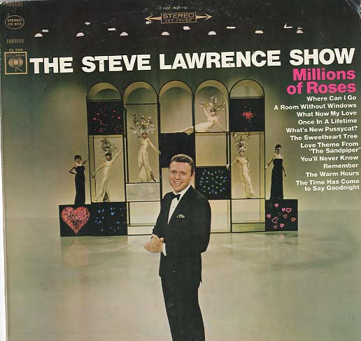 Albumcover Steve Lawrence - The Steve Lawrence Show
