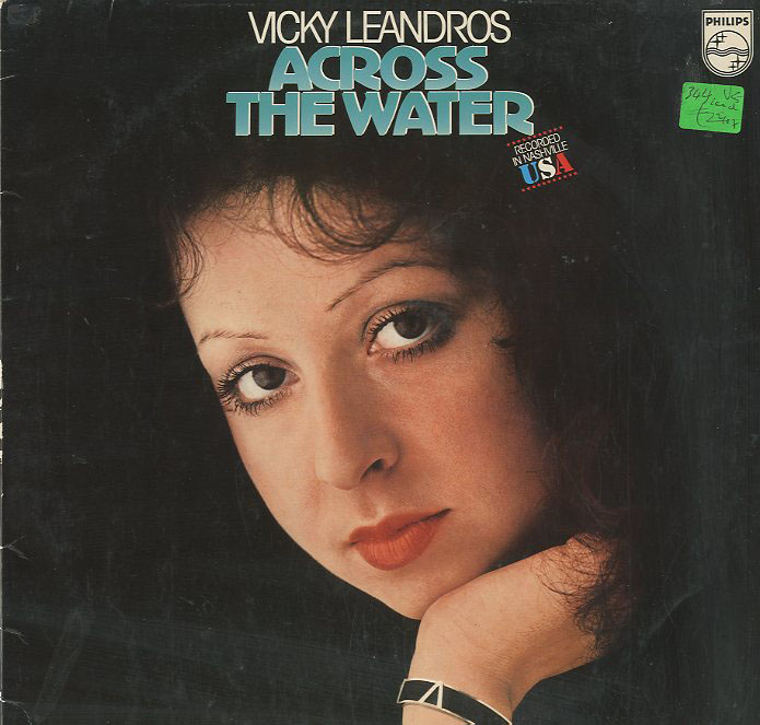Albumcover Vicky Leandros - Across The Water (Recorded In Nashville)