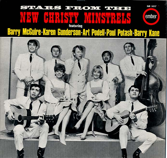 Albumcover New Christy Minstrels - Stars From The New Christy Minstrels - Star Folk