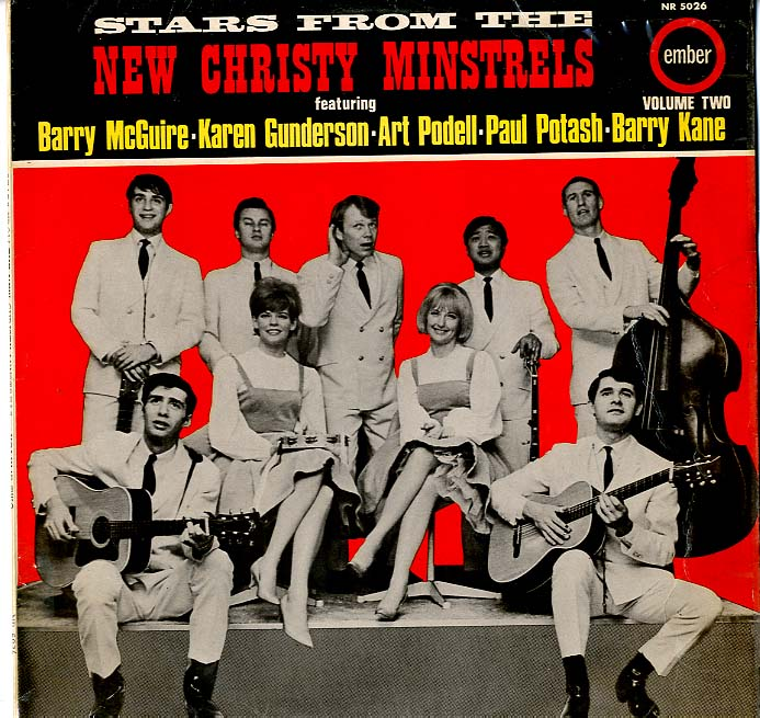 Albumcover New Christy Minstrels - Stars From The New Christy Minstrels  Vol. 2