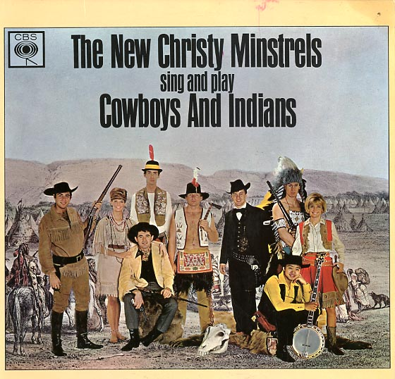 Albumcover New Christy Minstrels - Sing and Play Cowboys And Indians