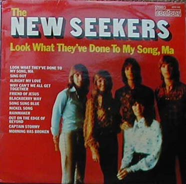 Albumcover The New Seekers - Look What They Have Done To My Song Ma