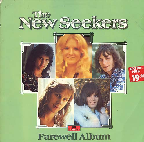 Albumcover The New Seekers - Farewell Album