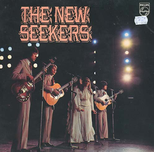 Albumcover The New Seekers - The New Seekers