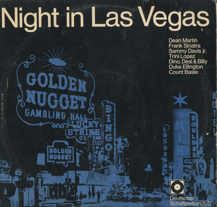 Albumcover Various Artists of the 60s - Night in Las Vegas