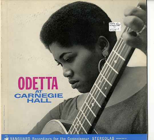 Albumcover Odetta - At Carnegie Hall