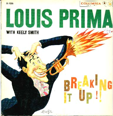 Albumcover Louis Prima & Keely Smith - Breaking It Up