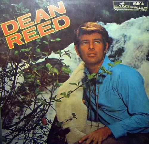 Albumcover Dean Reed - Dean Reed
