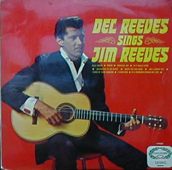 Albumcover Del Reeves - Del Reeves Sings Jim Reeves
