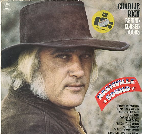 Albumcover Charlie Rich - Behind Closed Doors