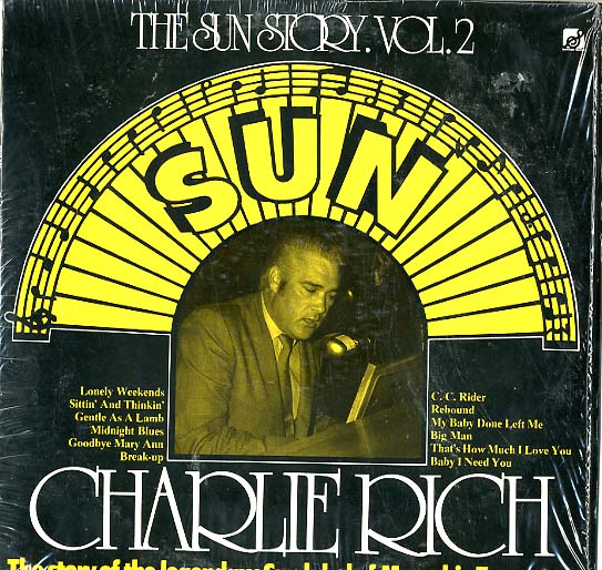 Albumcover Charlie Rich - The Sun Story Vol. 2