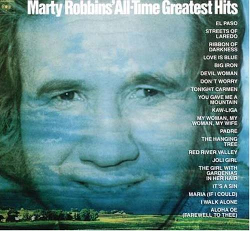 Albumcover Marty Robbins - Marty Robbins´ All Time Greatest Hits