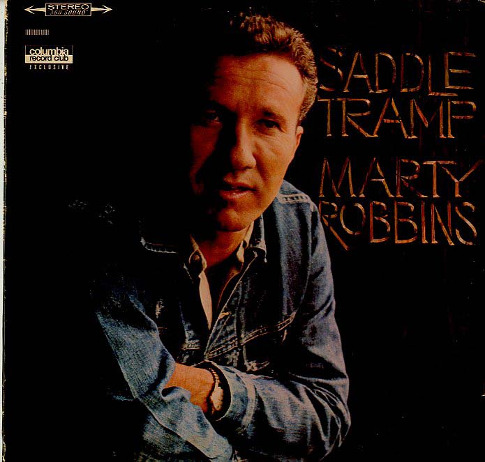 Albumcover Marty Robbins - Saddle Tramp