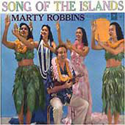 Albumcover Marty Robbins - Song of the Islands