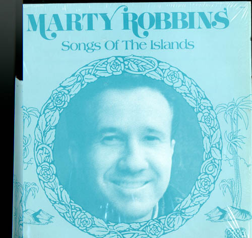 Albumcover Marty Robbins - Song of the Islands (Add. Titles)