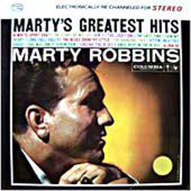Albumcover Marty Robbins - Marty´s Greatest Hits