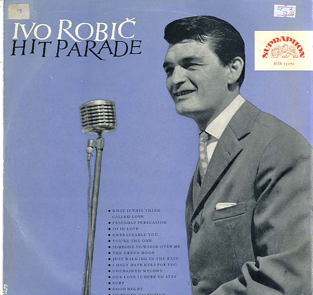 Albumcover Ivo Robic - Hit Parade