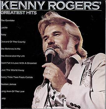 Albumcover Kenny Rogers - Greatest Hits