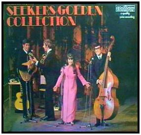 Albumcover The Seekers - Seekers  Golden Collection