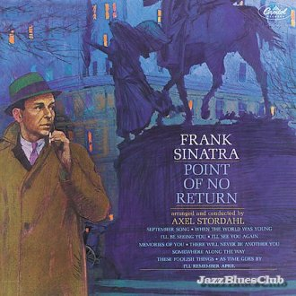 Albumcover Frank Sinatra - Point Of No Return