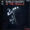 Cover: Shirley Bassey - Shirley Bassey / At the Pigalle In Person: