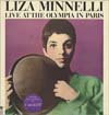 Cover: Liza Minnelli - Liza Minnelli / Live At The Olympia In Paris